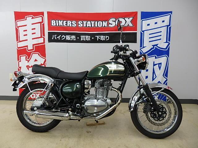 カワサキ エストレヤ ETC装備の画像(香川県