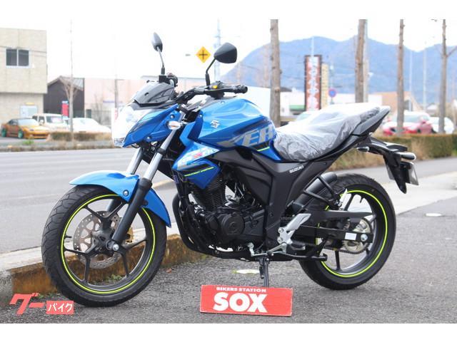 スズキ GIXXER150 L9モデルの画像(香川県