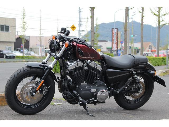 HARLEY-DAVIDSON XL1200X フォーティエイトの画像(香川県