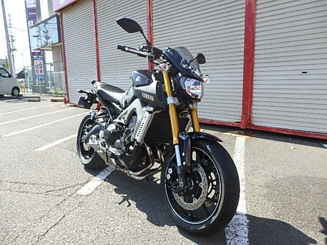 ヤマハ MT-09 ABSの画像(香川県