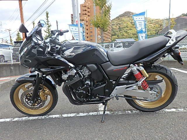ホンダ CB400Super ボルドール VTEC3の画像(香川県