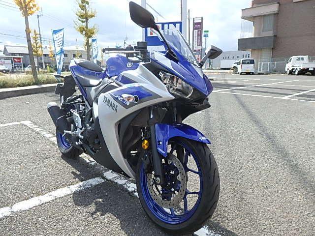 ヤマハ YZF-R3 ABSの画像(香川県