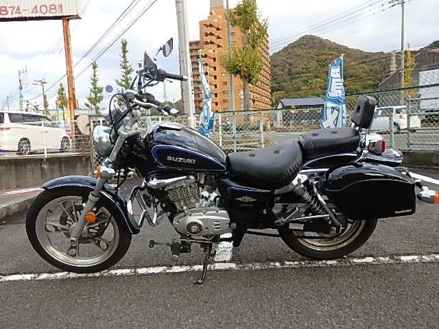 スズキ GZ125HSの画像(香川県