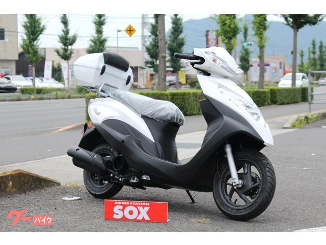 ホンダ Dio125 新型Fiモデルの画像(香川県