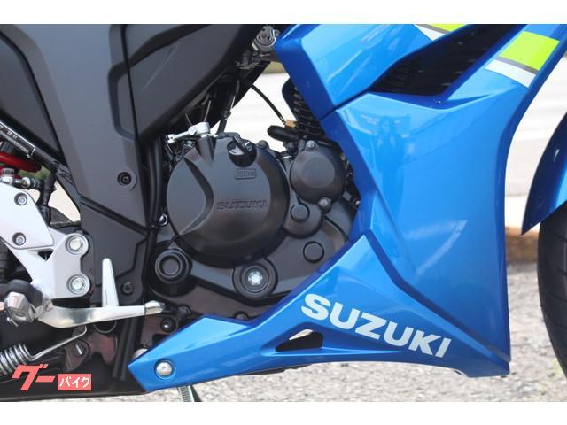 スズキ GIXXER SF 150 Moto GP 国内未発売モデルの画像(香川県