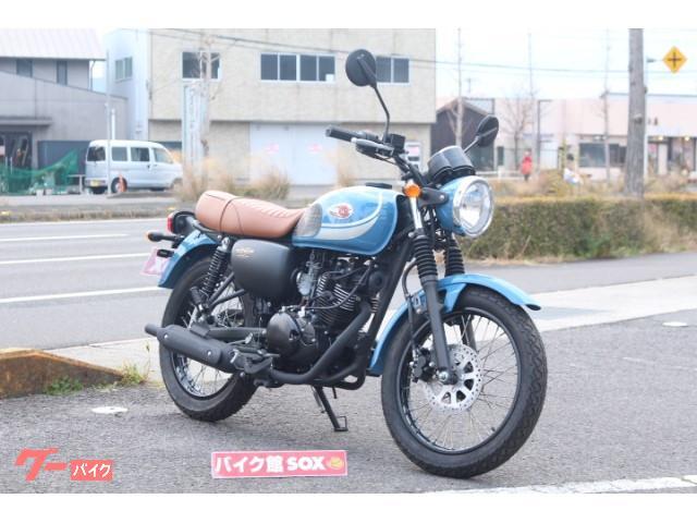 カワサキ W175 SE 国内未発売モデルの画像(香川県