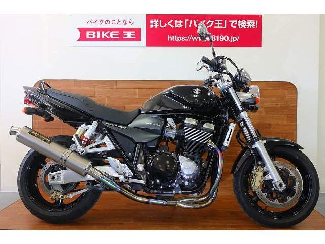 スズキ GSX1400の画像(愛媛県