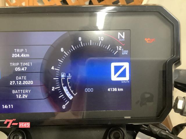 KTM 390デューク フルノーマルの画像(愛媛県
