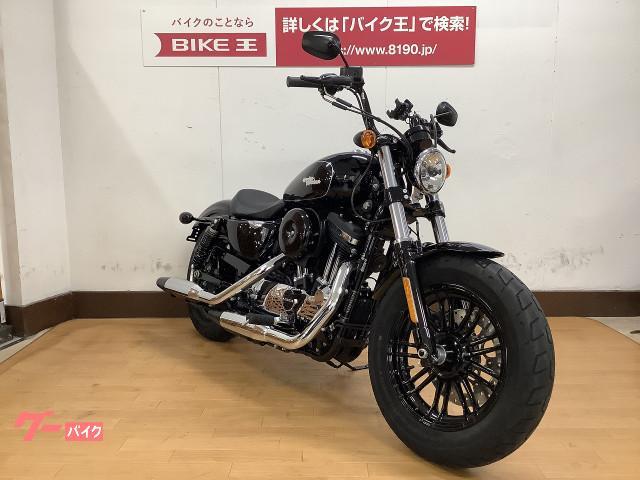 HARLEY-DAVIDSON XL1200XS フォーティエイトスペシャル ワンオーナー・タンクカスタム・サイドバッグ装備の画像(愛媛県