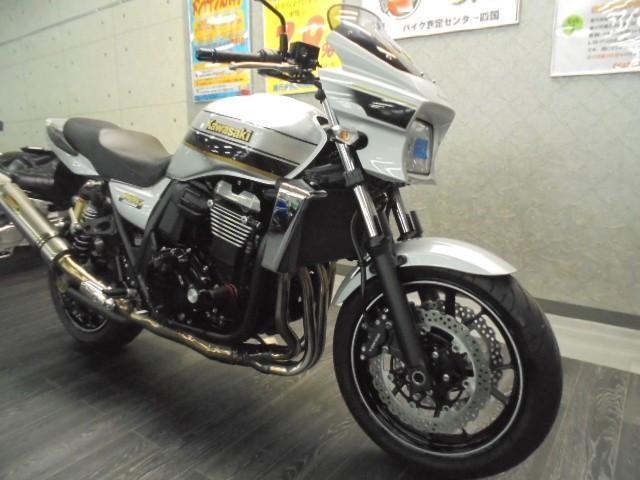 カワサキ ZRX1200 DAEG ワンオーナーの画像(愛媛県