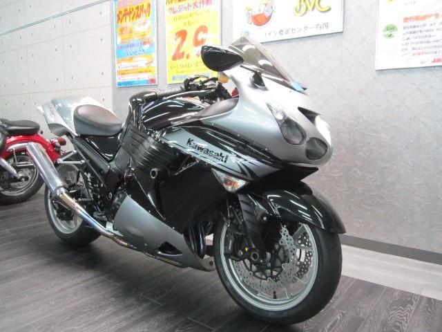 カワサキ ZZ-R1400の画像(愛媛県