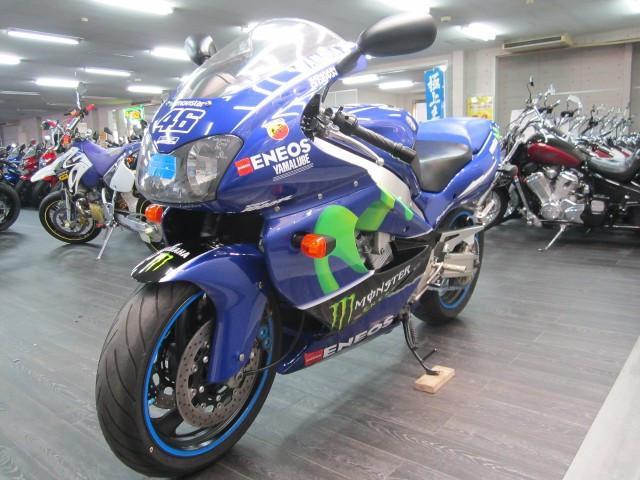 ヤマハ YZF1000R カスタムペイントの画像(愛媛県
