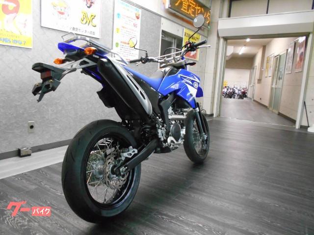 ヤマハ WR250X リアキャリアの画像(愛媛県