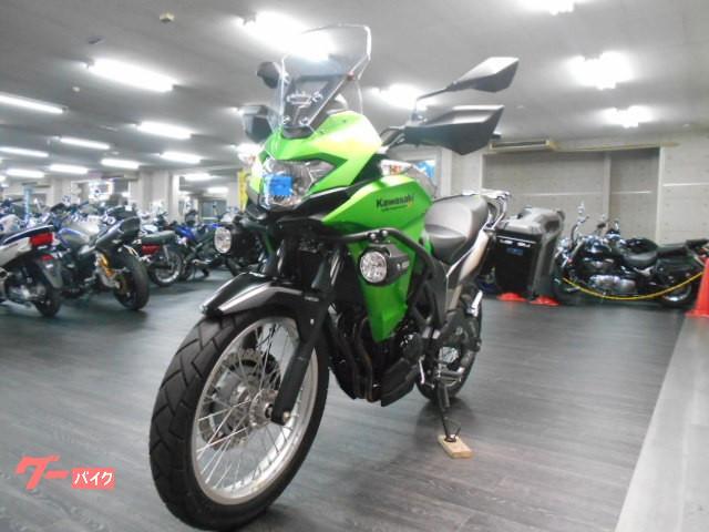 カワサキ VERSYSーX 250 ツアラー ABSの画像(愛媛県