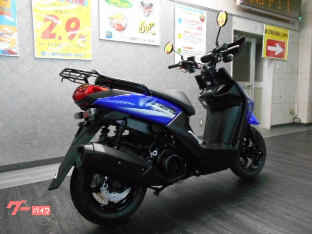 ヤマハ BW'S125Fi X ワンオーナーの画像(愛媛県