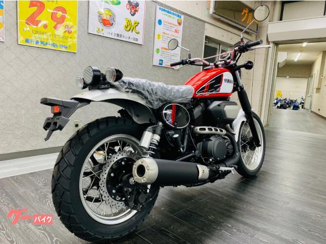 ヤマハ SCR950の画像(愛媛県