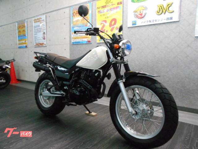 ヤマハ TW225Eの画像(愛媛県