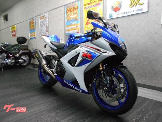 スズキ GSX-R1000 K8モデルの画像(愛媛県