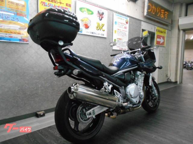 スズキ Bandit1250S ABS ETCの画像(愛媛県