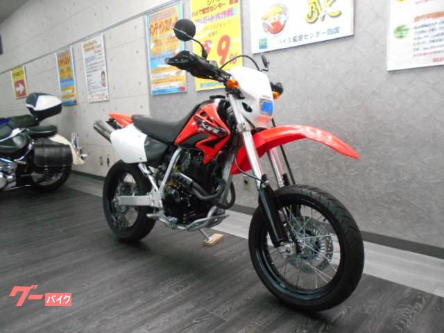 ホンダ XR400 モタード 無限サイレンサーの画像(愛媛県