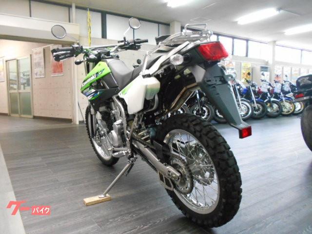 カワサキ KLX250 ワンオーナーの画像(愛媛県