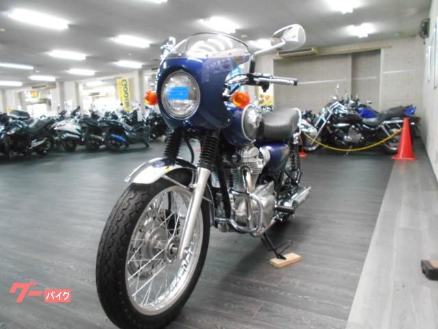 カワサキ W800 ビキニカウル装備の画像(愛媛県