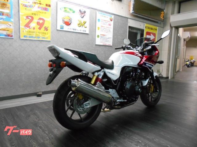 ホンダ CB400Super ボルドール VTEC Revo Eパッケージの画像(愛媛県