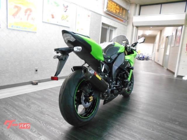 カワサキ Ninja ZX-10R E型の画像(愛媛県
