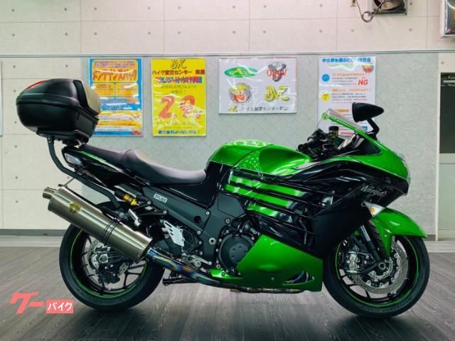 Ninja ZX−14R ハイグレード