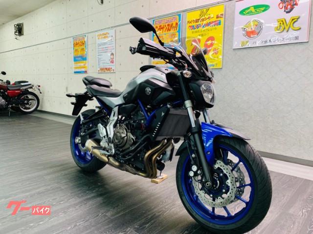 ヤマハ MT-07の画像(愛媛県