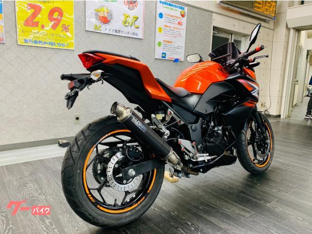 カワサキ Z250 LCIサイレンサーの画像(愛媛県