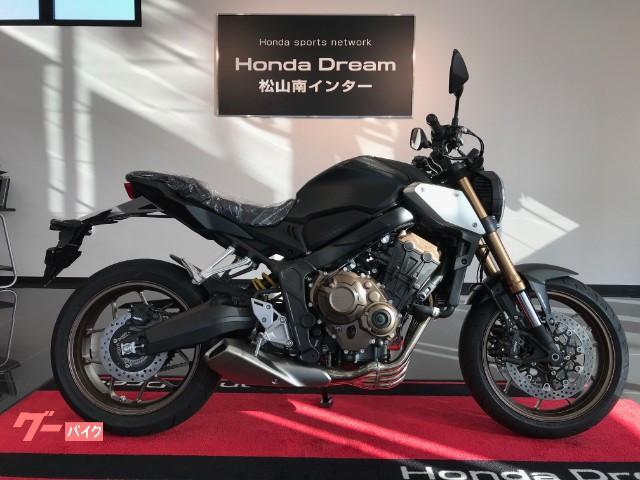 CB650R 2021年モデル