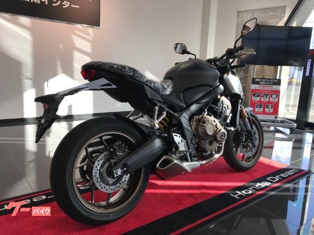 ホンダ CB650R 2021年モデルの画像(愛媛県