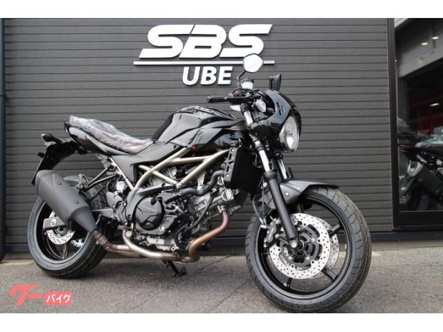 SV650X 2021年モデル