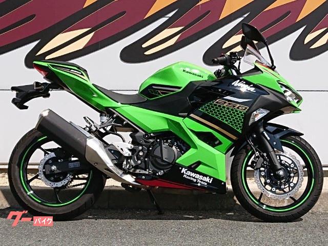 カワサキ Ninja 250 KRTエディション 2020年モデルの画像(山口県