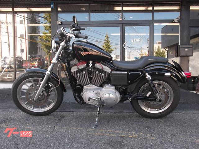 HARLEY-DAVIDSON XL1200S スポーツの画像(岡山県
