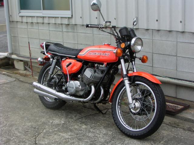 カワサキ 500SS H1Bの画像(広島県