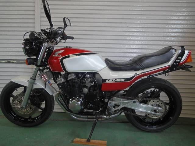 ホンダ CBX400Fの画像(広島県