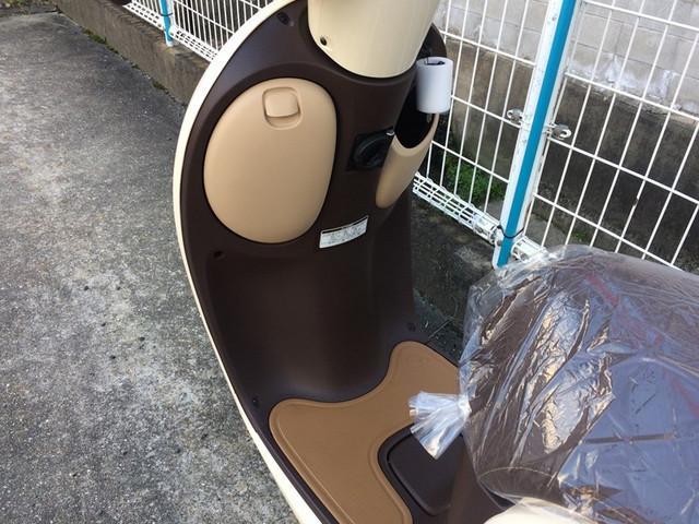 ホンダ ジョルノ 2017モデル 国内生産の画像(岡山県