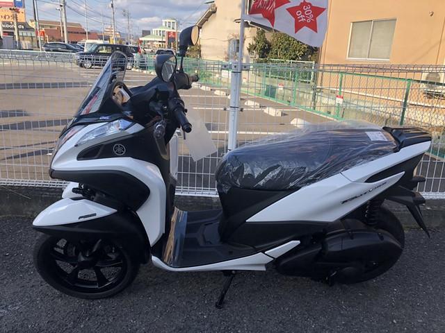 ヤマハ トリシティ155  2019モデル ABSの画像(岡山県