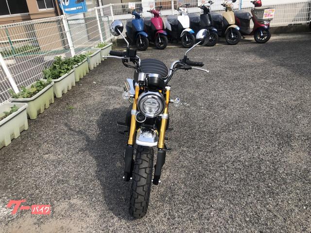 ホンダ モンキー125 ABS カスタム多数の画像(岡山県