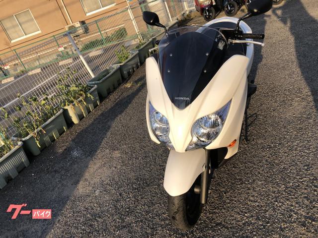 ホンダ フォルツァ・Z ABS メッキステップボードの画像(岡山県