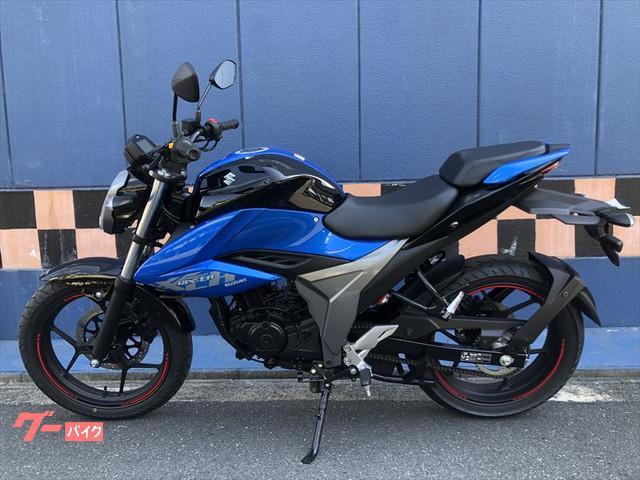 スズキ GIXXER 150 新型 ABSの画像(岡山県