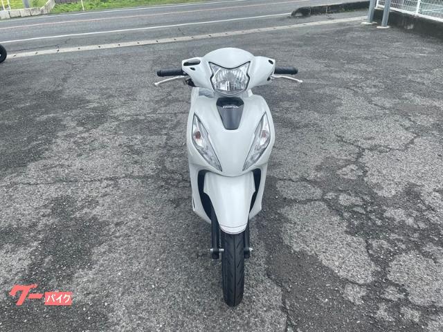 ホンダ Dio110 2021年モデル スマートキーの画像(岡山県