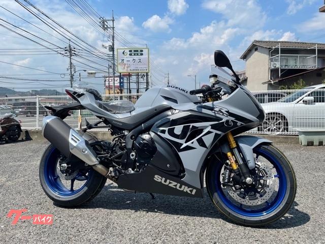 GSX−R1000R 2021年モデル 新色