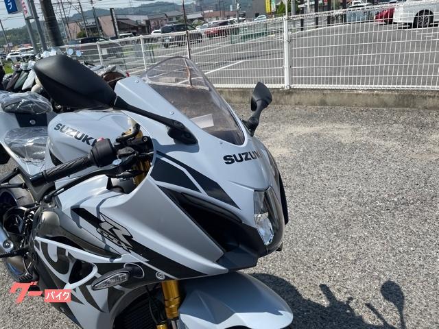 スズキ GSX-R1000R 2021年モデル 新色の画像(岡山県