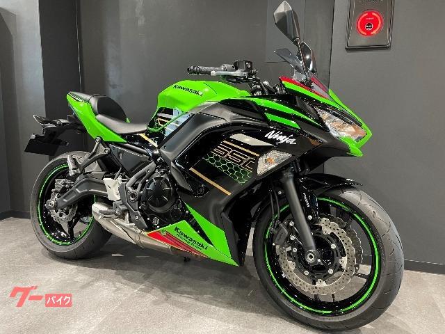 Ninja 650 2020年モデル