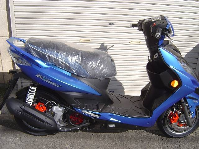 KYMCO レーシング150i Motocamの画像(茨城県