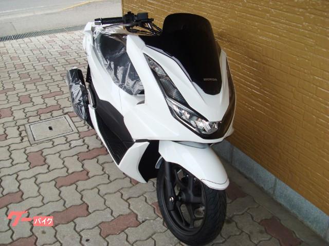 ホンダ PCX125ABS 新型 2021年モデルの画像(茨城県