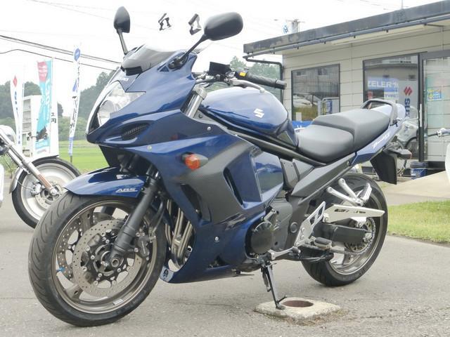 スズキ Bandit1250F ABSの画像(茨城県